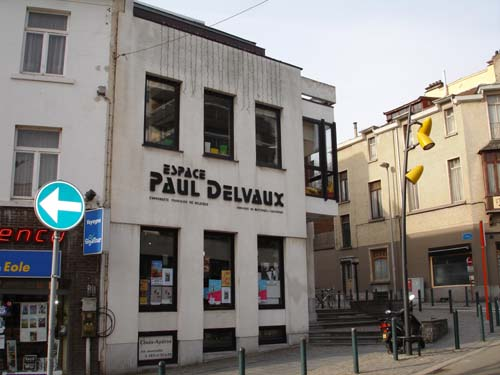 Adresse 3  rue Gratès , 1170 - Watermael-Boitsfort