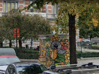 Adresse 9a Place Anneessens, 1000 - Bruxelles