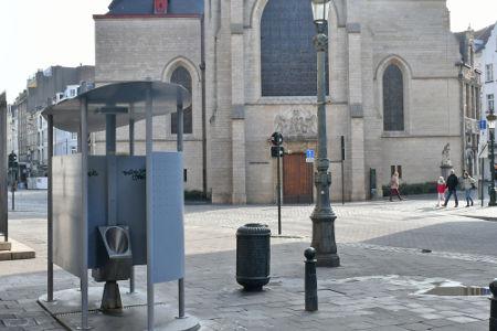 Adresse  Rue Du Midi, 1000 - Bruxelles